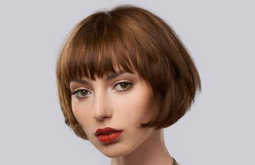 Mallory Cook Bob With Bangs 2019