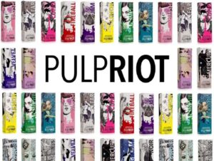 Pulp Riot Faction8 Hair Color by Mallory Cook