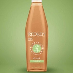 Redken Nature & Science All Soft Shampoo 1.7oz | Mallory Cook