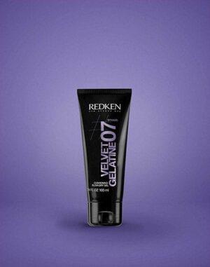 Redken Velvet Gelatine 07 Cushioning Blow-Dry Gel 3.38oz
