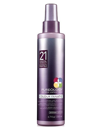 Pureology Colour Fanatic Hair Treatment Spray 6.7oz | Mallory Cook
