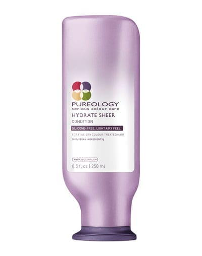 Pureology Hydrate Sheer Conditioner   Mallory Cook - MMCSTYLE