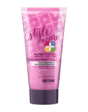 Pureology Smooth Perfection Style and Care Infusion 5oz | Mallory Cook