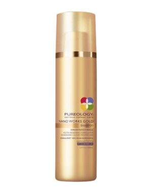 Pureology Nano Works Gold Shampoo 6.8oz | Mallory Cook