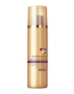 Pureology Nano Works Gold Conditioner 6.8oz | Mallory Cook
