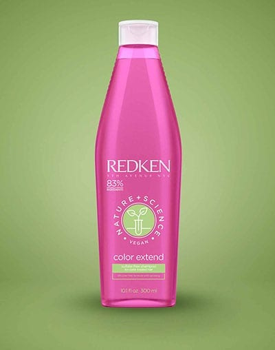 Redken Nature & Science Color Extend Shampoo 1.7oz | Mallory Cook