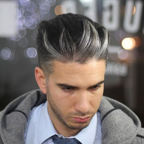 Easy Hair Style Change For Men In 2019 Mallory Cook Mmcstyle