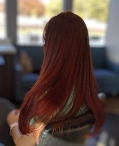 Permanent Hair Color at #MMCSTYLE Hair Salon in Madison, WI