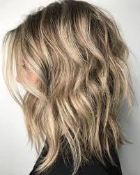 #MMCstyle Salon Shag LOB Hairstyle 2