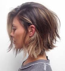 #MMCstyle Salon Shag LOB Hairstyle 3