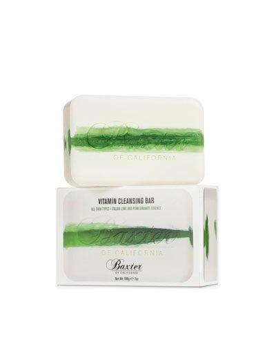MMCstyle Hair Salon Baxter Vitamin Cleansing Bar Lime (400px)