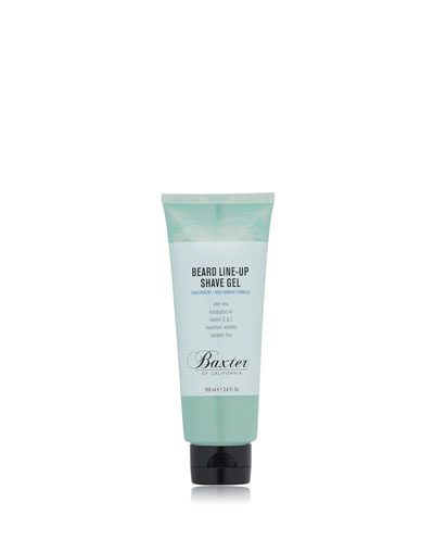 MMCstyle Hair Salon Products - Baxter Beard Line-Up Shave Gel (400px)