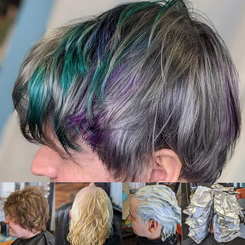 #MMCstyle Misters Madams Color Salon Madison, WI Men's Haircuts