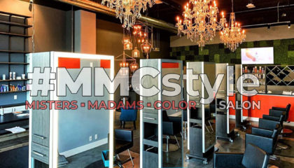 MMCstyle Salon in Downtown Madison WI is Now Open 2020