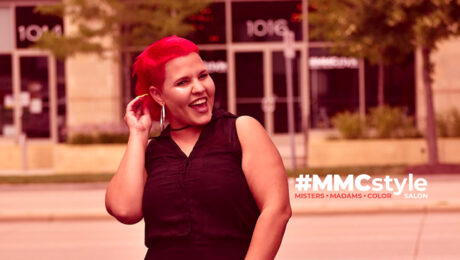 Abigail Ross Hairstylist at #MMCstyle Hair Salon in Madison WI