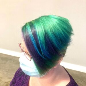 #MMCstyle Hair Salon Vivid Hair Color Client Photos Tanya Hawkins (18)