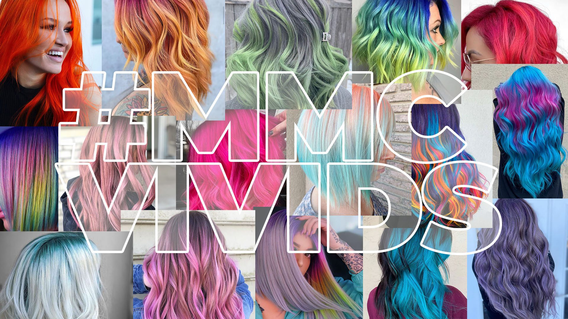 Vivid Hair Color Style and Haircuts at #MMCstyle Salon in Madison