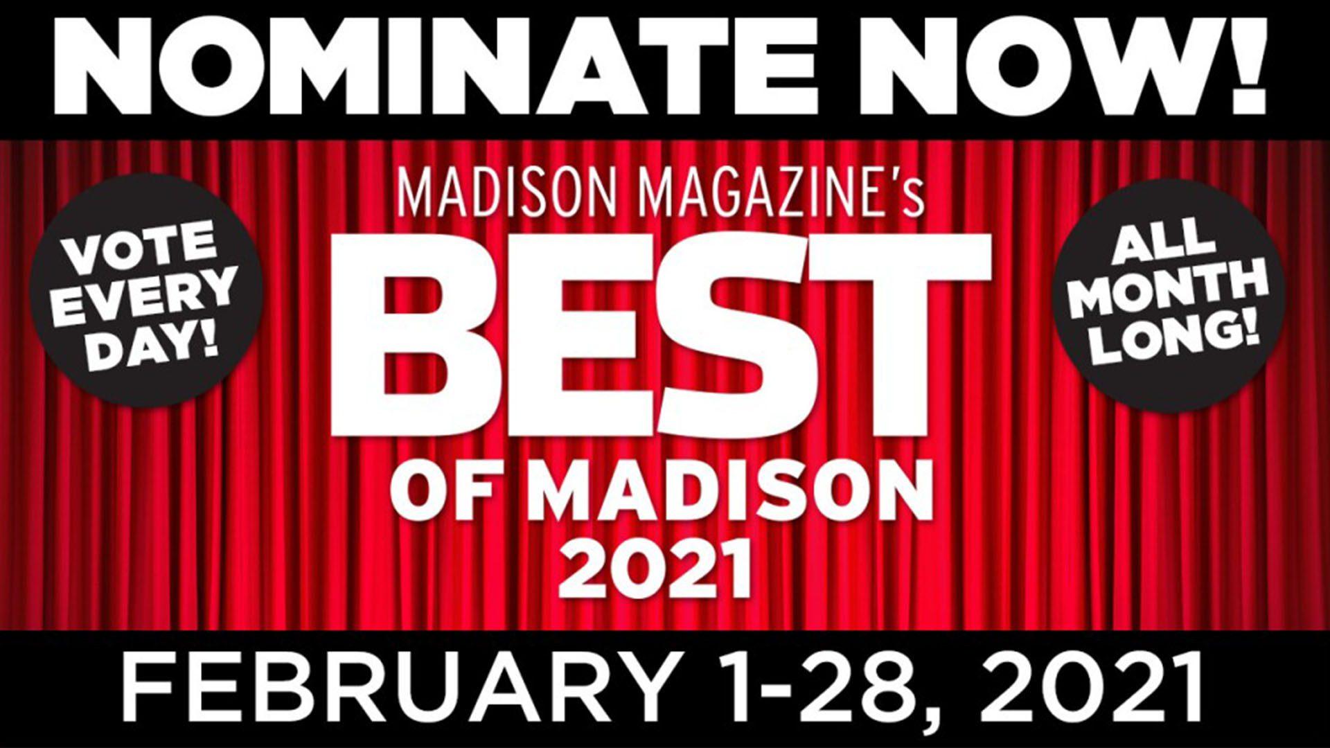 Best of Madison 2021 Salon #MMCstyle Misters Madams Color Salon